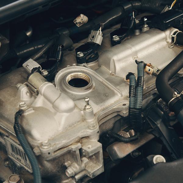 エンジンフラッシングのイメージ